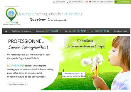 Ecopref'air client d'Althéa Solutions